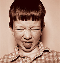 Yuck-Face-Little-Boy-Image